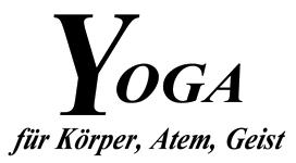 Gisela Koppenhöfer: Yoga für Körper, Atem & Geist Logo